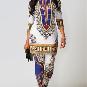 Other - Southwest Inspired two piece women's set, M/L